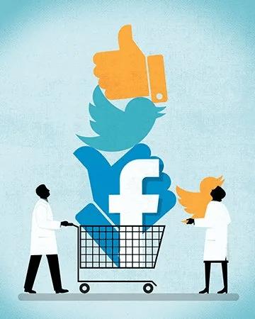医生使用社交媒体要避的10个大坑